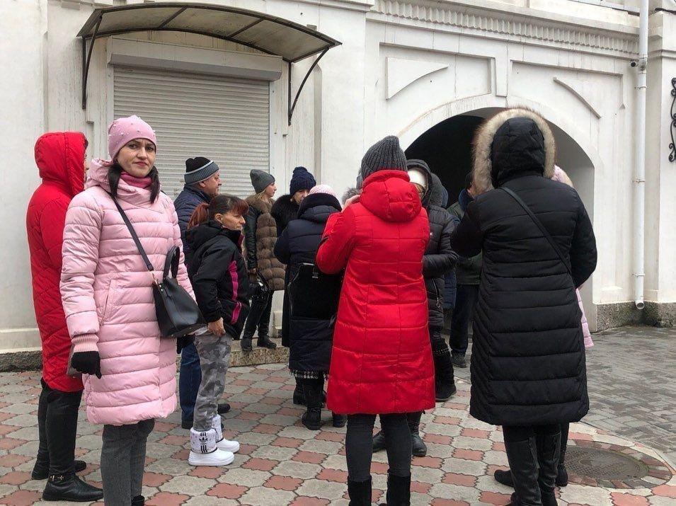 Аграрії Мелітопольщини виступають проти закона про продаж землі, фото-6