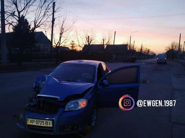 Внаслідок ДТП у Мелітополі, два автомобілі розбиті вщент, фото-3