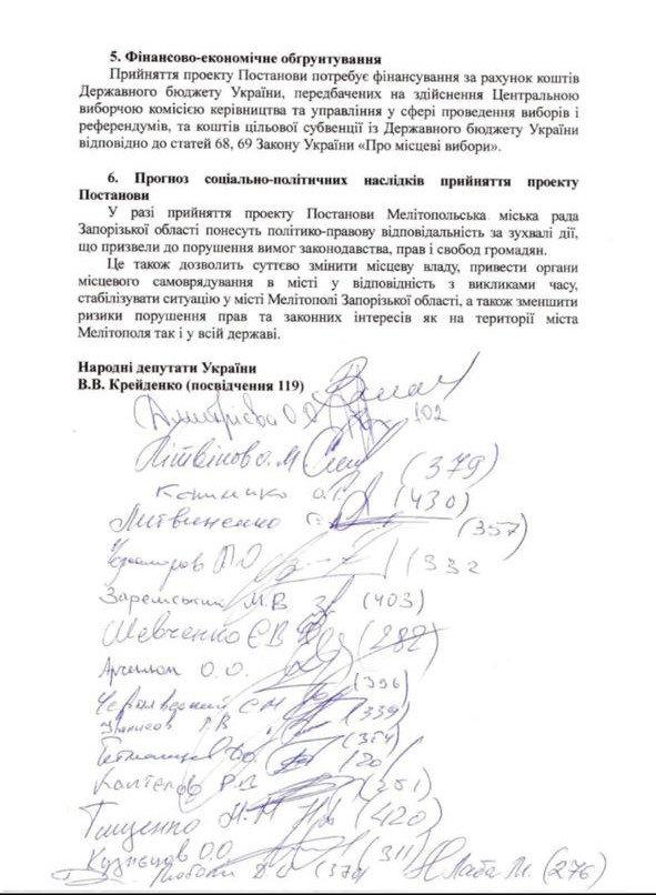 Мелітопольську міськраду збираються розпускати?, фото-2