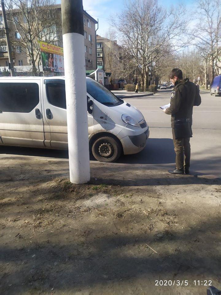 У Мелітополі штрафували порушників ПДР, фото-3