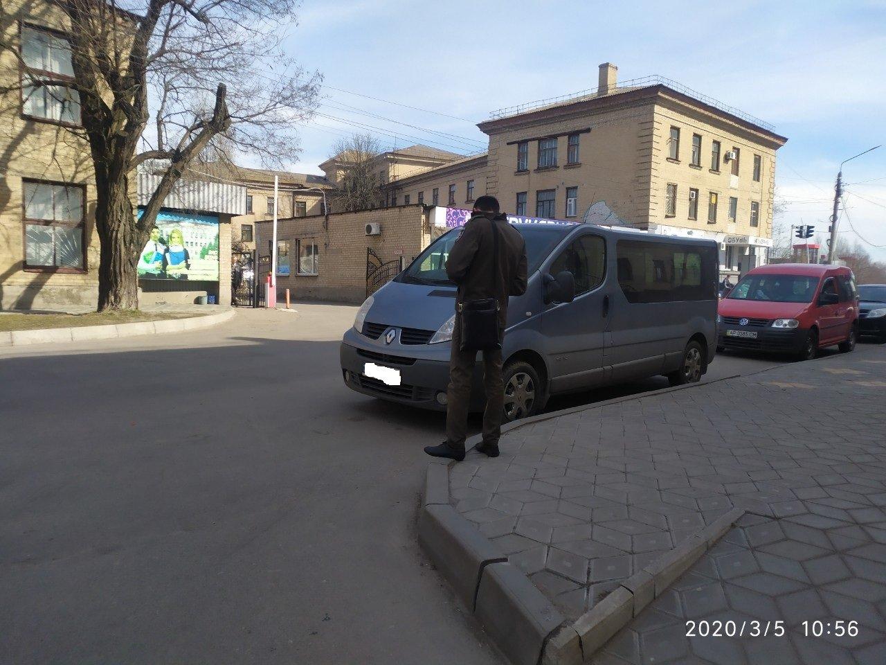 У Мелітополі штрафували порушників ПДР, фото-1