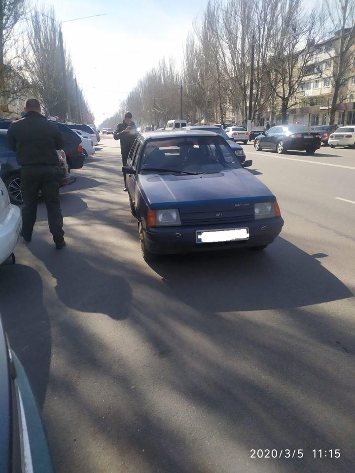 У Мелітополі штрафували порушників ПДР, фото-2