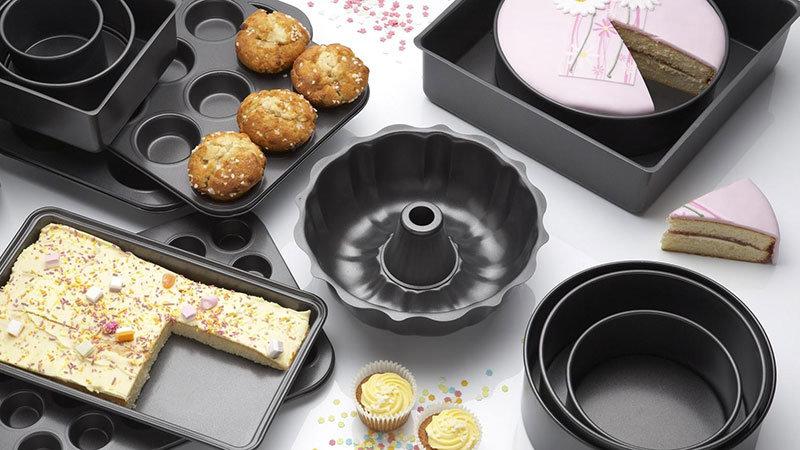 Маффины, пирожные и печенье - какую форму выпечки выбрать?, фото-1