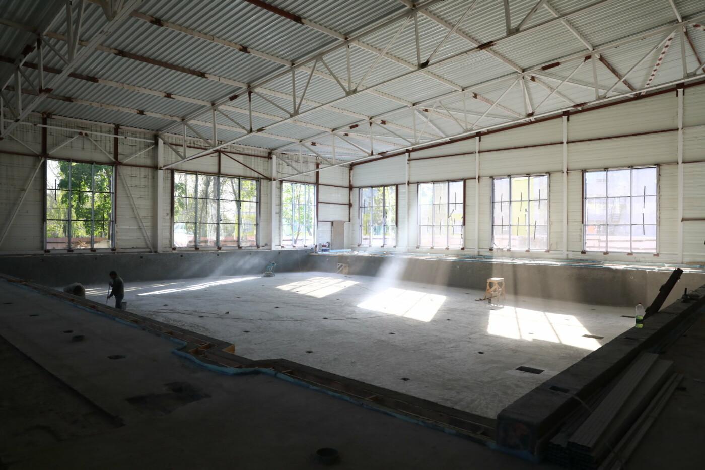 У Мелітополі продовжують будувати водно-спортивний комплекс, фото-2