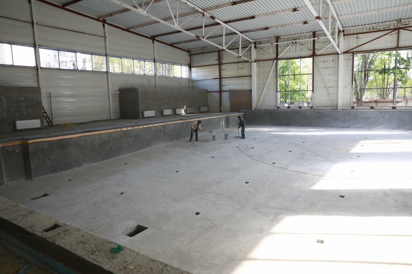 У Мелітополі продовжують будувати водно-спортивний комплекс, фото-3