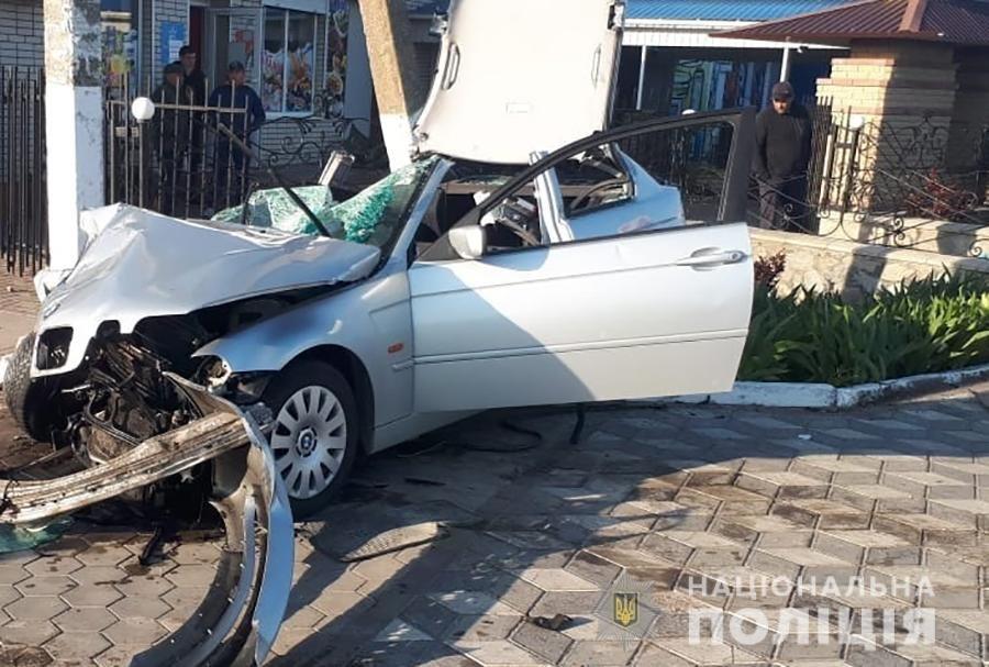 В поліції прокоментували ДТП в Кирилівці, фото-1
