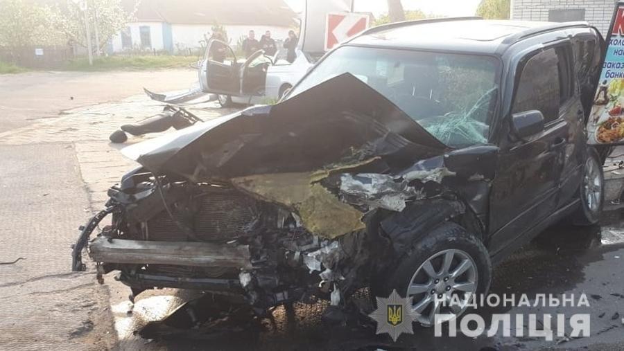 В поліції прокоментували ДТП в Кирилівці, фото-2
