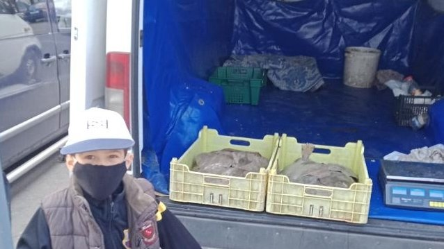 Предприимчивые мелитопольцы ведут торговлю из багажников атомобилей, фото-5
