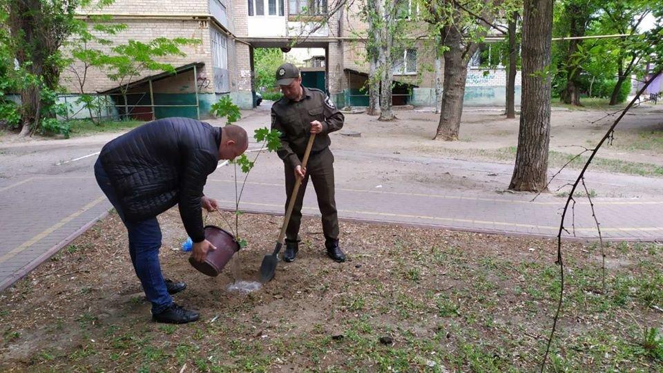"""Мелітопольці долучились до екологічної акції """"Ми пам'ятаємо"""", фото-1"""