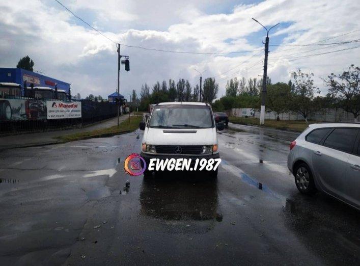 В Мелитополе произошло очередное ДТП, фото-2