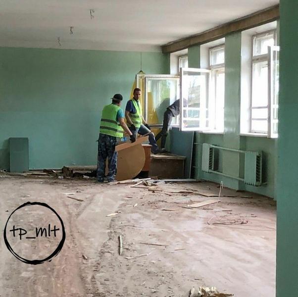 В Мелитополе начался капитальный ремонт ООШ № 15, фото-4