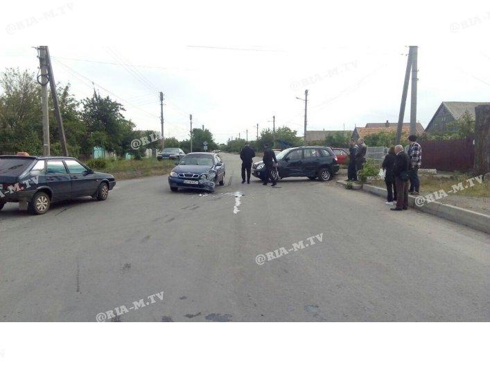 В Мелитополе произошло ДТП, фото-1