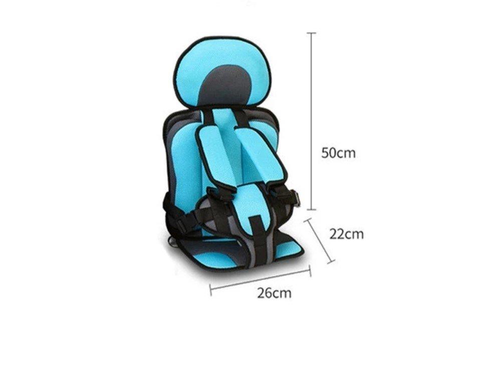 Надежное и экономное решение, когда в авто ребенок - бескаркасное кресло SafeBelt, фото-2
