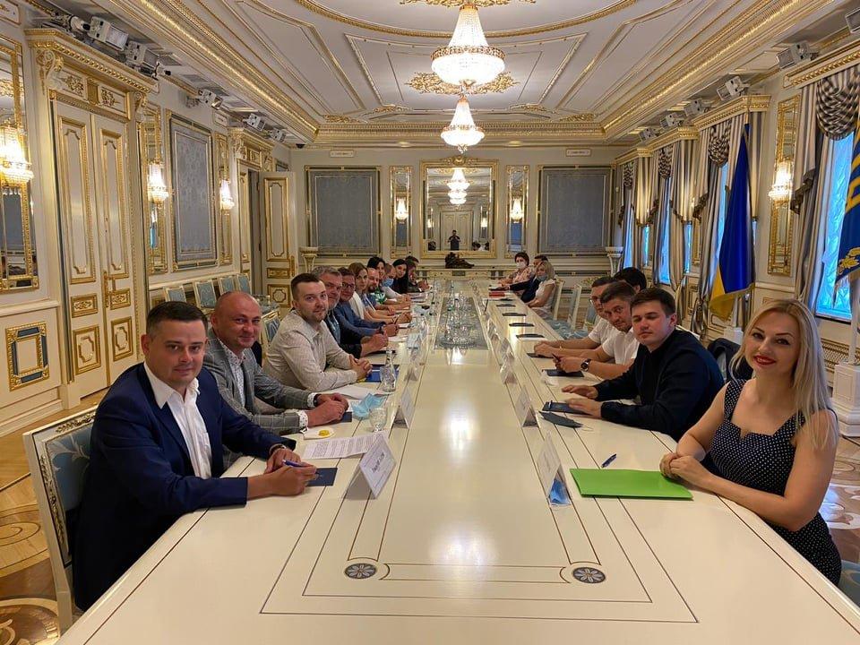 Президент поддержал инициативу нардепа о развитии туризма в Запорожском крае, фото-1