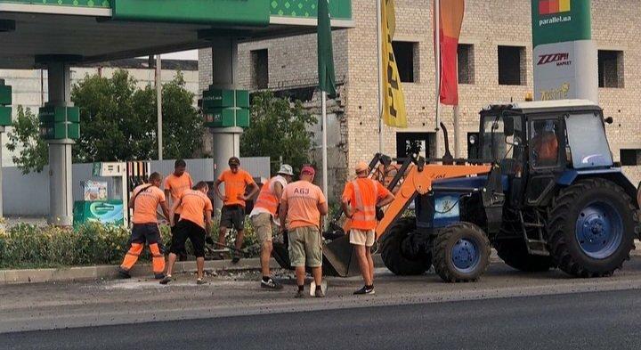 В Мелитополе ожидается завершение ремонтных работ на объездной уже в августе, фото-2