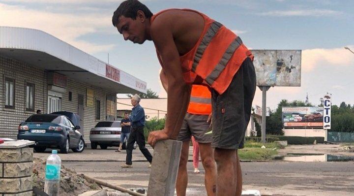 В Мелитополе ожидается завершение ремонтных работ на объездной уже в августе, фото-1