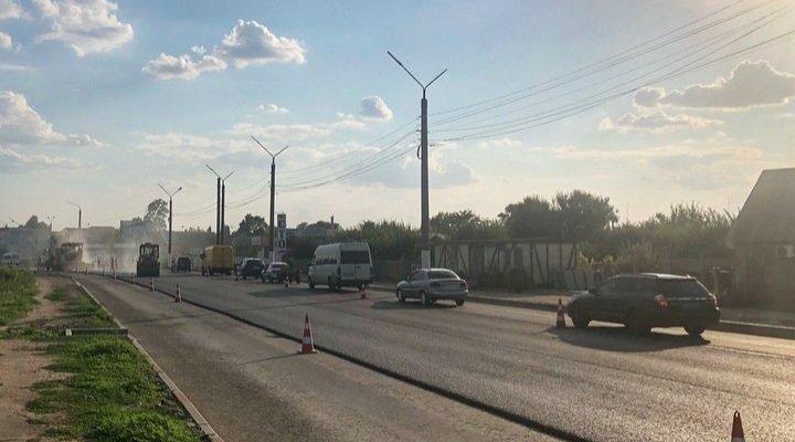 В Мелитополе ожидается завершение ремонтных работ на объездной уже в августе, фото-3