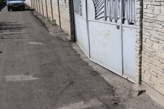Где в районе Нового Мелитополя положат новое асфальтное покрытие, фото-1