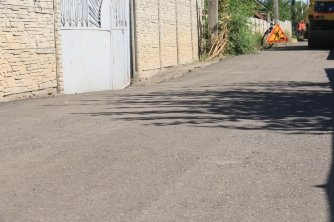 Где в районе Нового Мелитополя положат новое асфальтное покрытие, фото-6