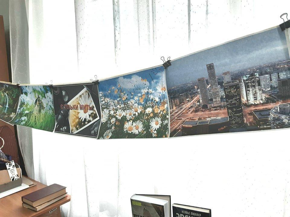 В Мелитополе библиотека устроила сушку фотографий , фото-3