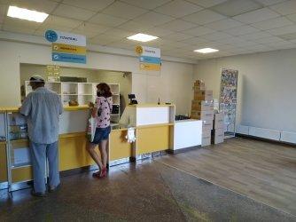 Каким стало почтовое отделение на микрорайоне в Мелитополе после ремонта, фото-4