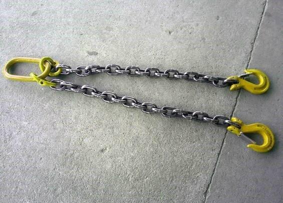 Как правильно выбрать и цепные стропы?, фото-1