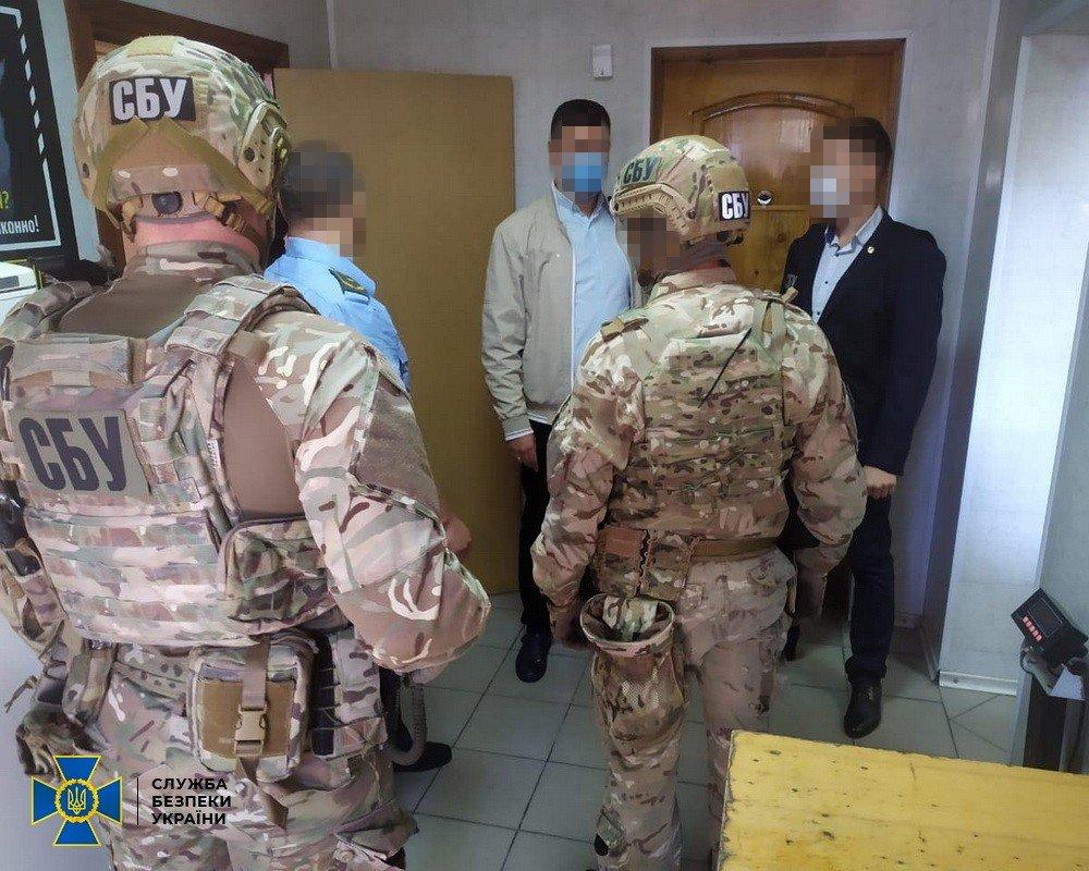 СБУ разоблачили коррупционеров на таможне, фото-1