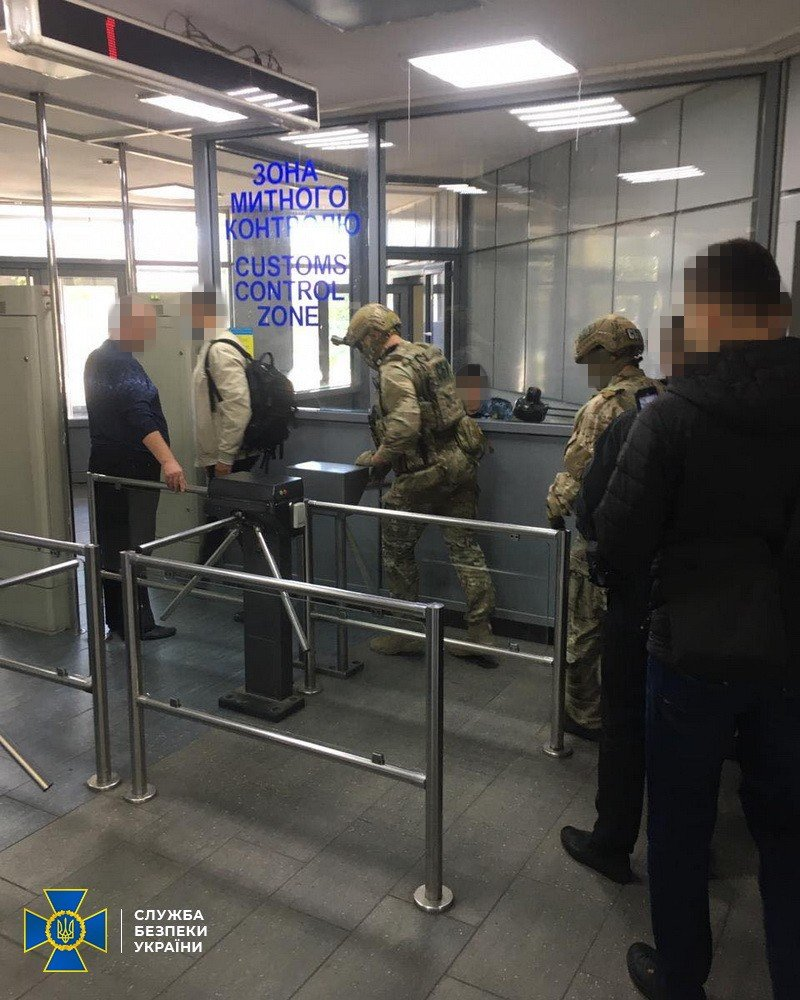 СБУ разоблачили коррупционеров на таможне, фото-3