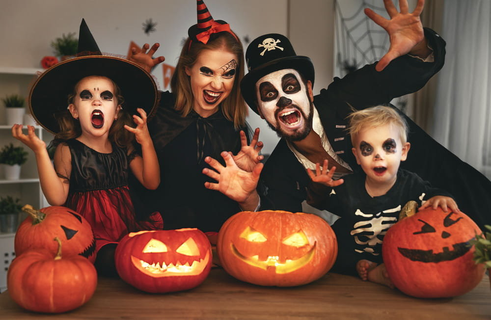 """Trick-or-Treat"": Лучшие идеи для празднования Хэллоуина, фото-8"