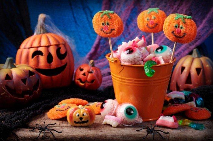 """Trick-or-Treat"": Лучшие идеи для празднования Хэллоуина, фото-16"