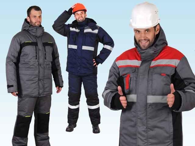 Зимняя спецодежда - на что обращать внимание при покупке в интернет-магазине «АНВИ ГРУПП», фото-1