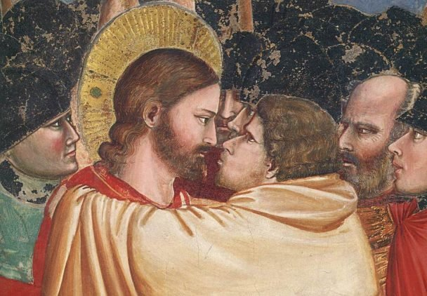 Поцелуй Иуды (Джотто)