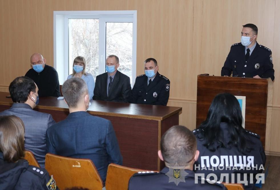 В Запорожской области назначили начальников районных управлений полиции, фото-2