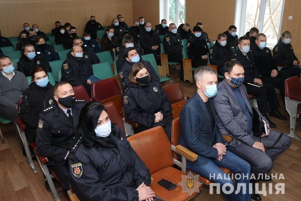 В Запорожской области назначили начальников районных управлений полиции, фото-5