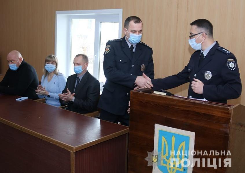 В Запорожской области назначили начальников районных управлений полиции, фото-6