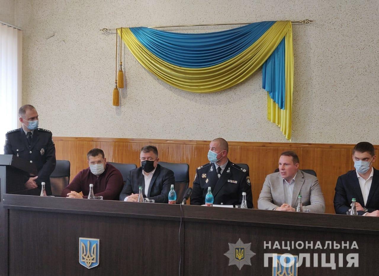 В Запорожской области назначили начальников районных управлений полиции, фото-4