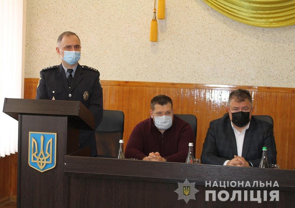 В Запорожской области назначили начальников районных управлений полиции, фото-3