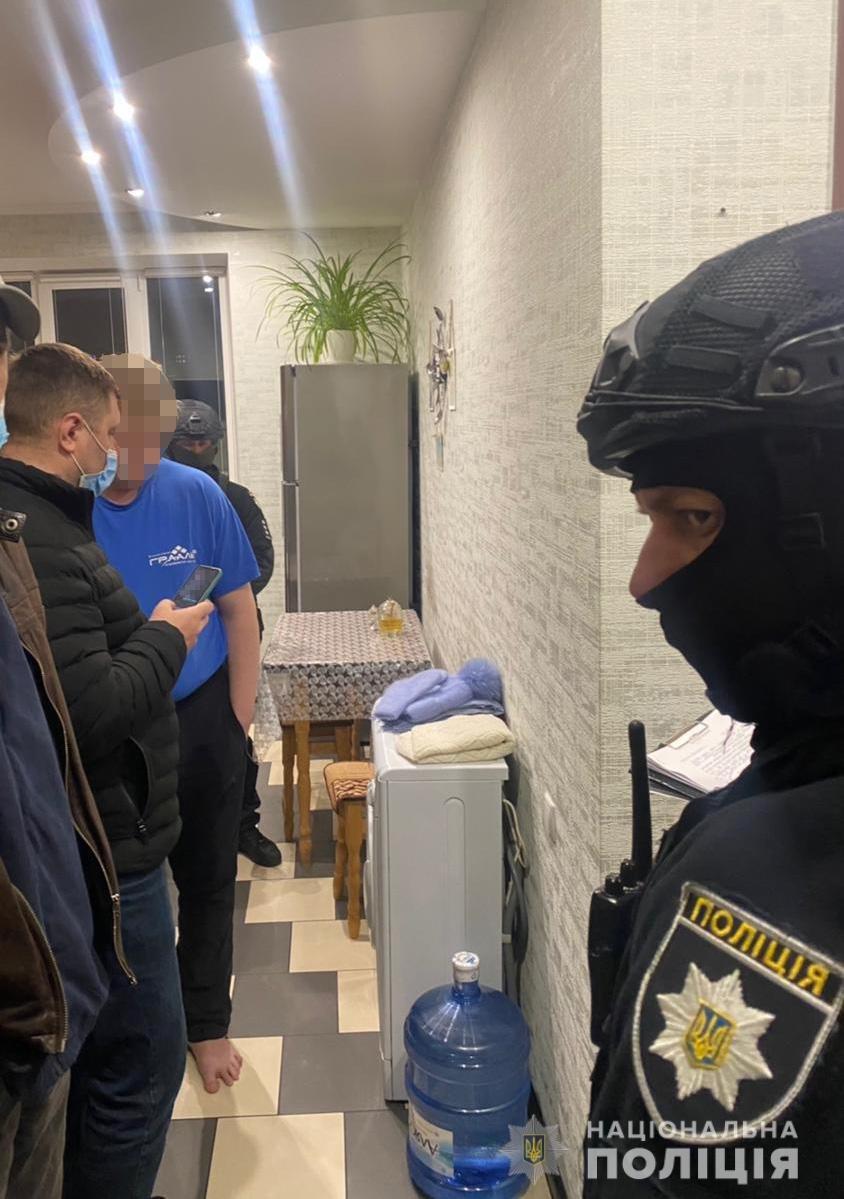 В Мелитополе задержан подозреваемый в убийстве (видео), фото-1