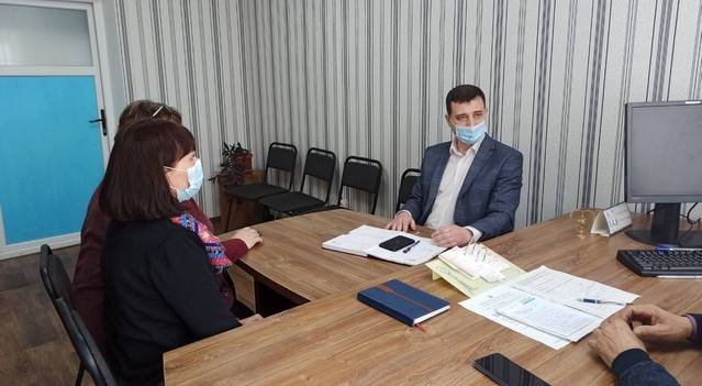 Сергей Прийма побывал с первым рабочим визитом в территориальные громады района, фото-1