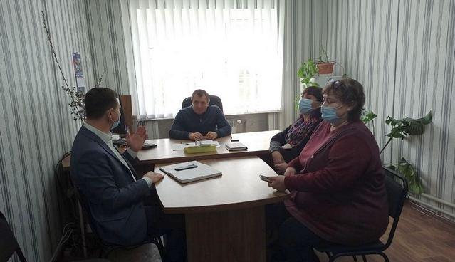 Сергей Прийма побывал с первым рабочим визитом в территориальные громады района, фото-4
