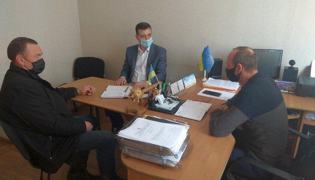 Сергей Прийма побывал с первым рабочим визитом в территориальные громады района, фото-3