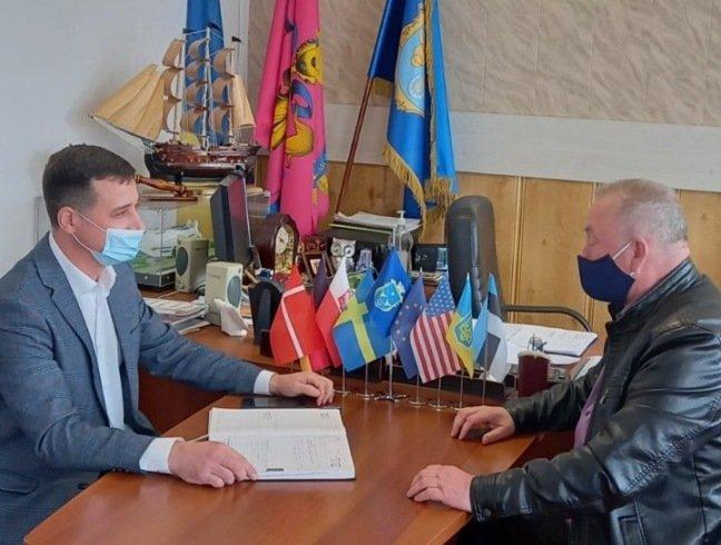 Сергей Прийма побывал с первым рабочим визитом в территориальные громады района, фото-2