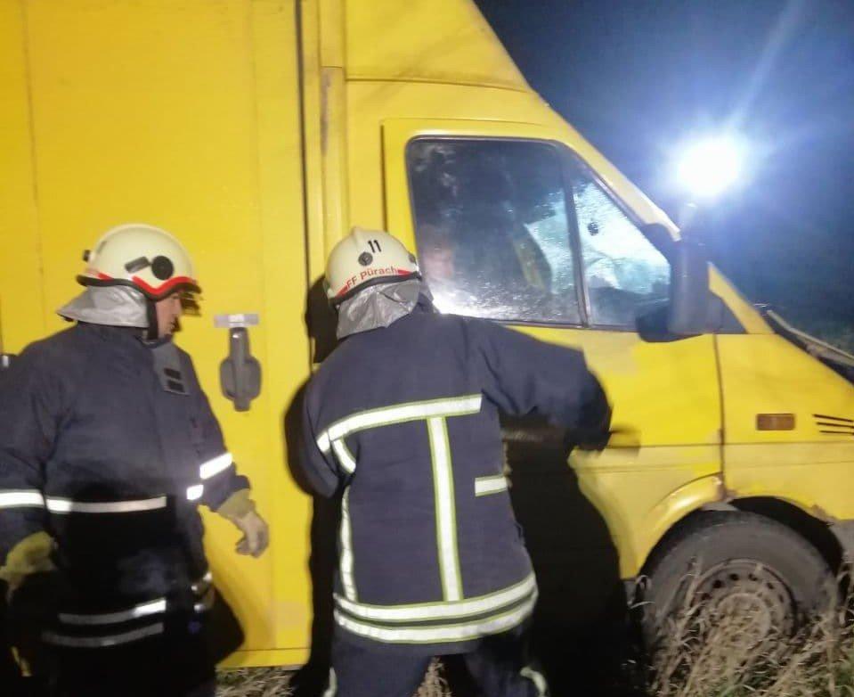"""Маршрутка """"Мелитополь - Мариуполь"""" столкнулась с грузовым автомобилем, фото-4"""