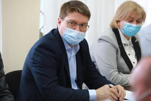 Игорь Судаков на заседании руководителей новообразованных райгосадминистраций, фото-1