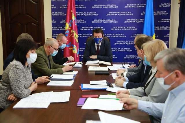 Игорь Судаков на заседании руководителей новообразованных райгосадминистраций, фото-2