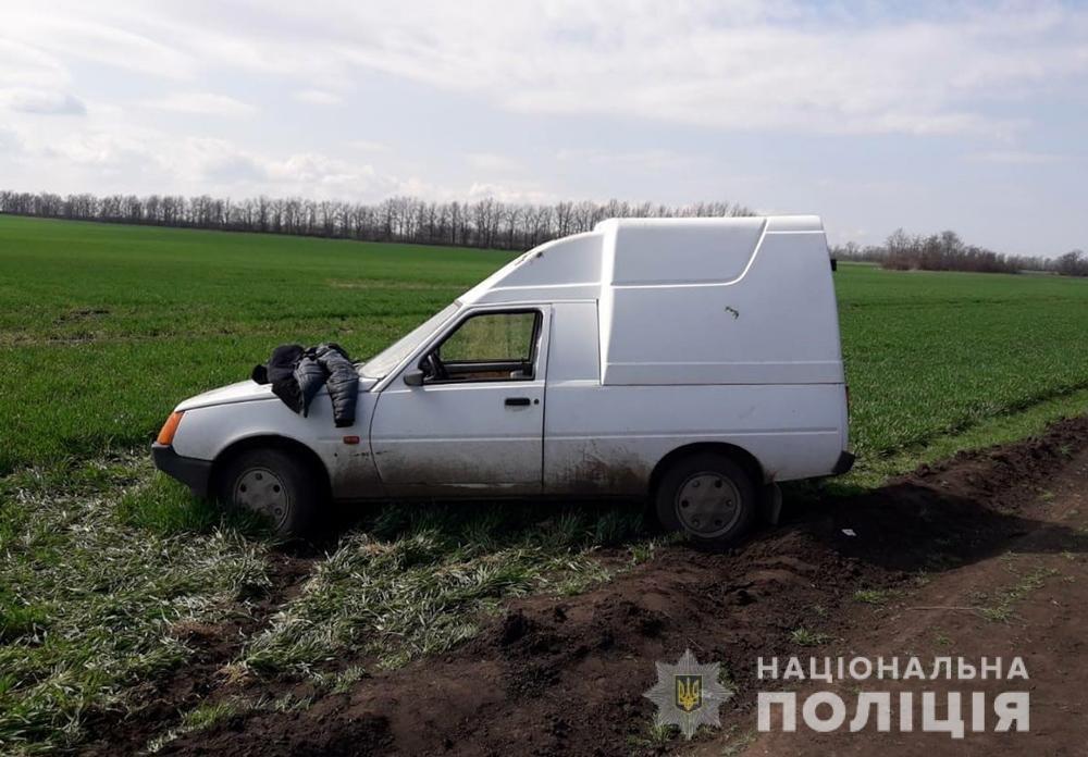 В Гуляйполе задержан угонщик автомобиля, фото-1