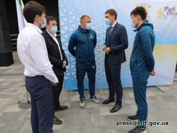 В Мелитополе проходит Чемпионат Украины по триатлону, фото-4