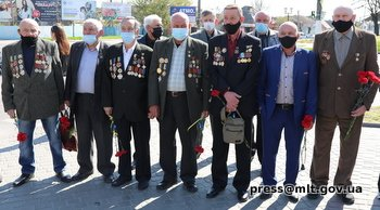 Мелитопольцы почтили память пострадавших в результате аварии на Чернобыльской АЭС, фото-4