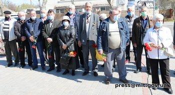 Мелитопольцы почтили память пострадавших в результате аварии на Чернобыльской АЭС, фото-2