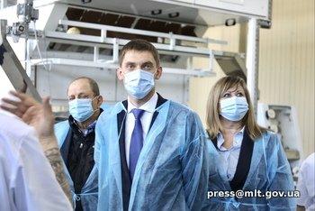 В Мелитополе открыли хлебокомбинат после модернизации, фото-2
